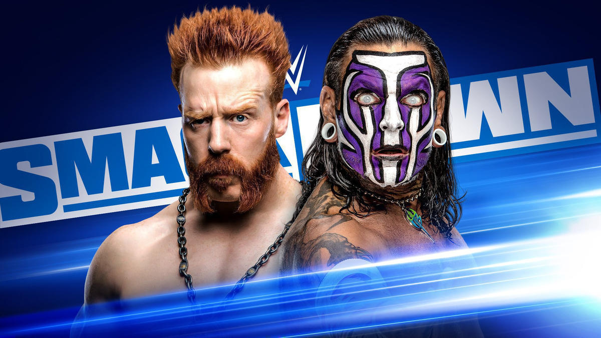 Jeff Hardy looks to accelerate comeback against Sheamus in ...