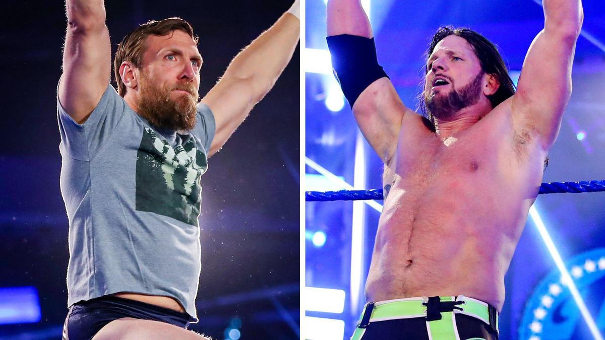 WWE Smackdown Preview (12/06/20): AJ Styles-Daniel Bryan; Backlash Go-Home Show 1