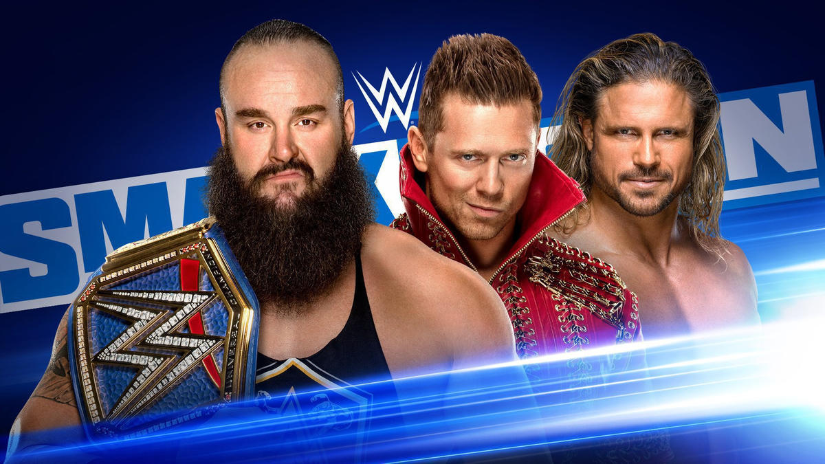 WWE Smackdown Preview (05/06/20): Jeff Hardy; Title Match; Strowman Returns 1