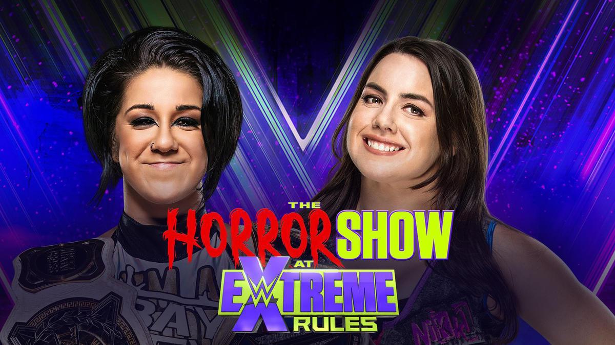 Bayley vs. Nikki Cross – SmackDown Women's Championship Match | WWE