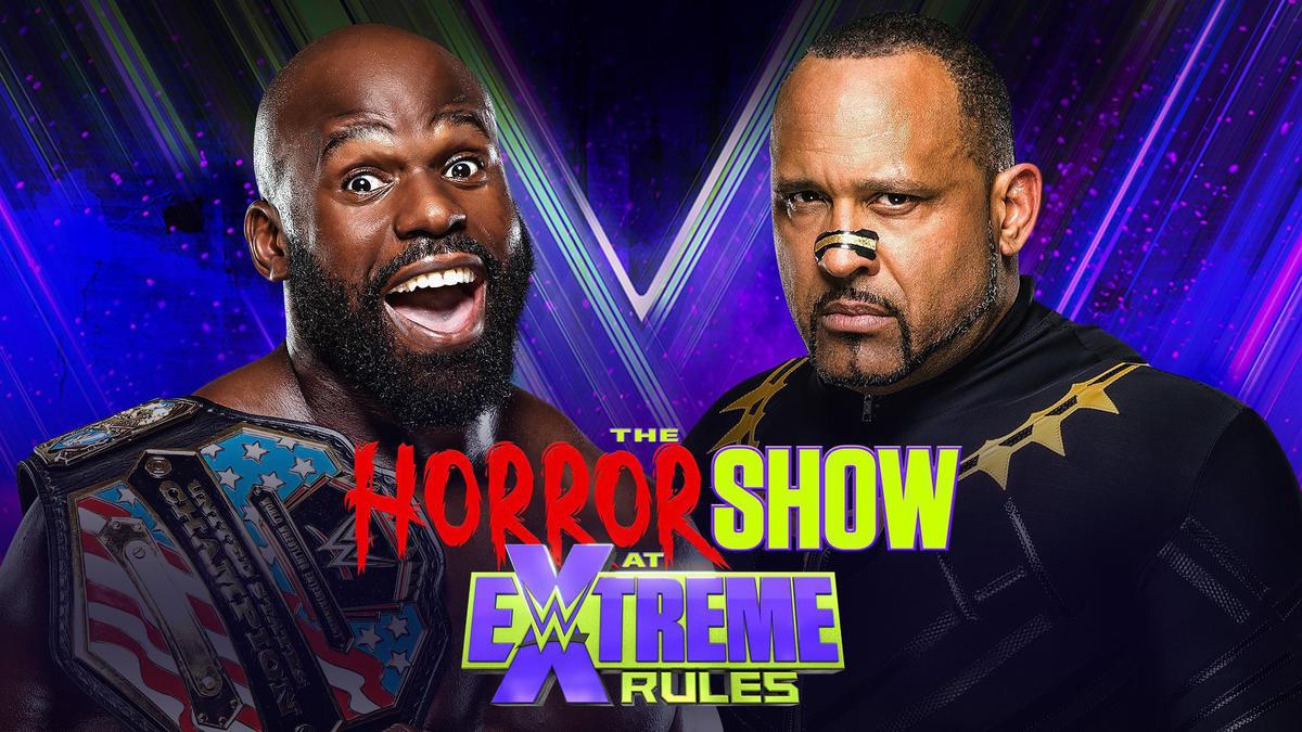 Apollo Crews vs. MVP – U.S. Title Match | WWE