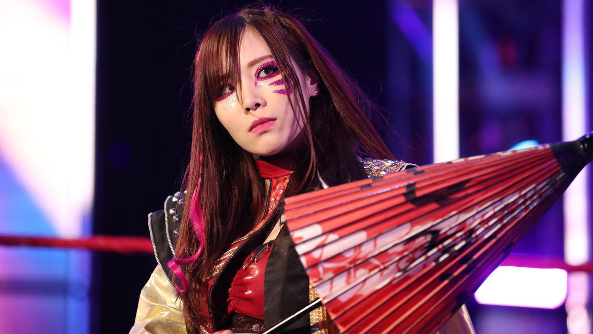 WWE Prevents Kairi Sane To Appear at Stardom