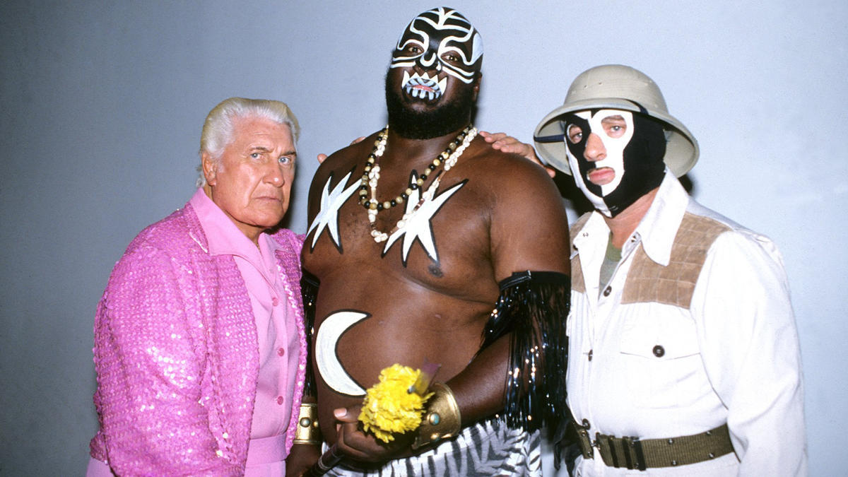Old School WWE Veteran Kamala Passes Away; Reportedly Tested COVID Positive 2