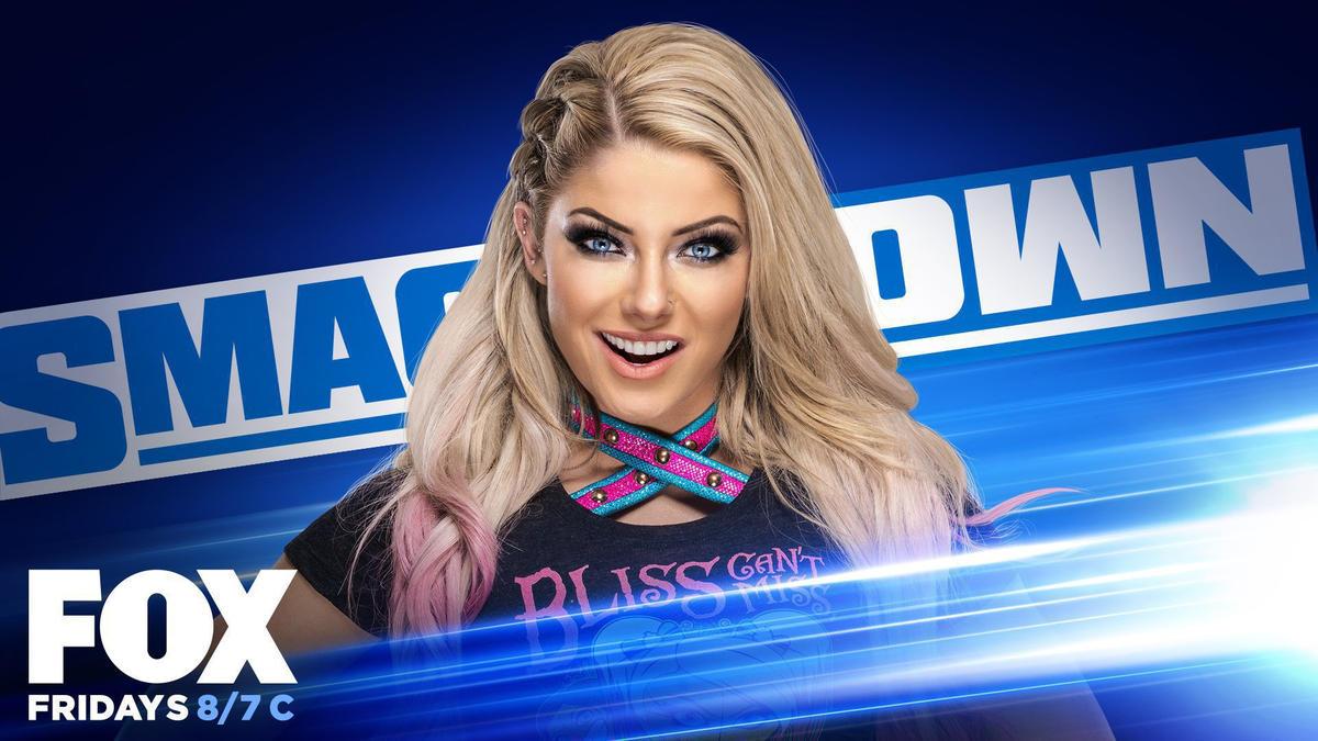 WWE Smackdown Preview (14/08/20): The Fiend-Strowman; Battle Royal; Alexa Bliss 1