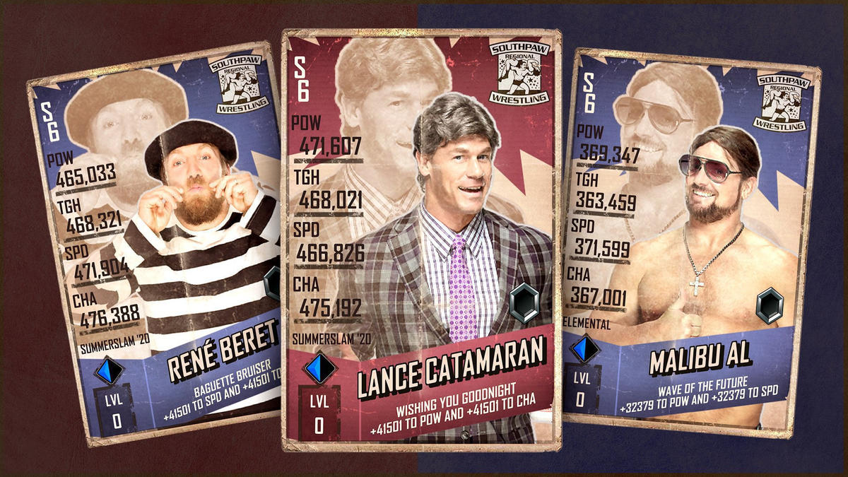 southpaw regional wrestling comes to wwe supercard for lethal leap year ii wwe southpaw regional wrestling comes to