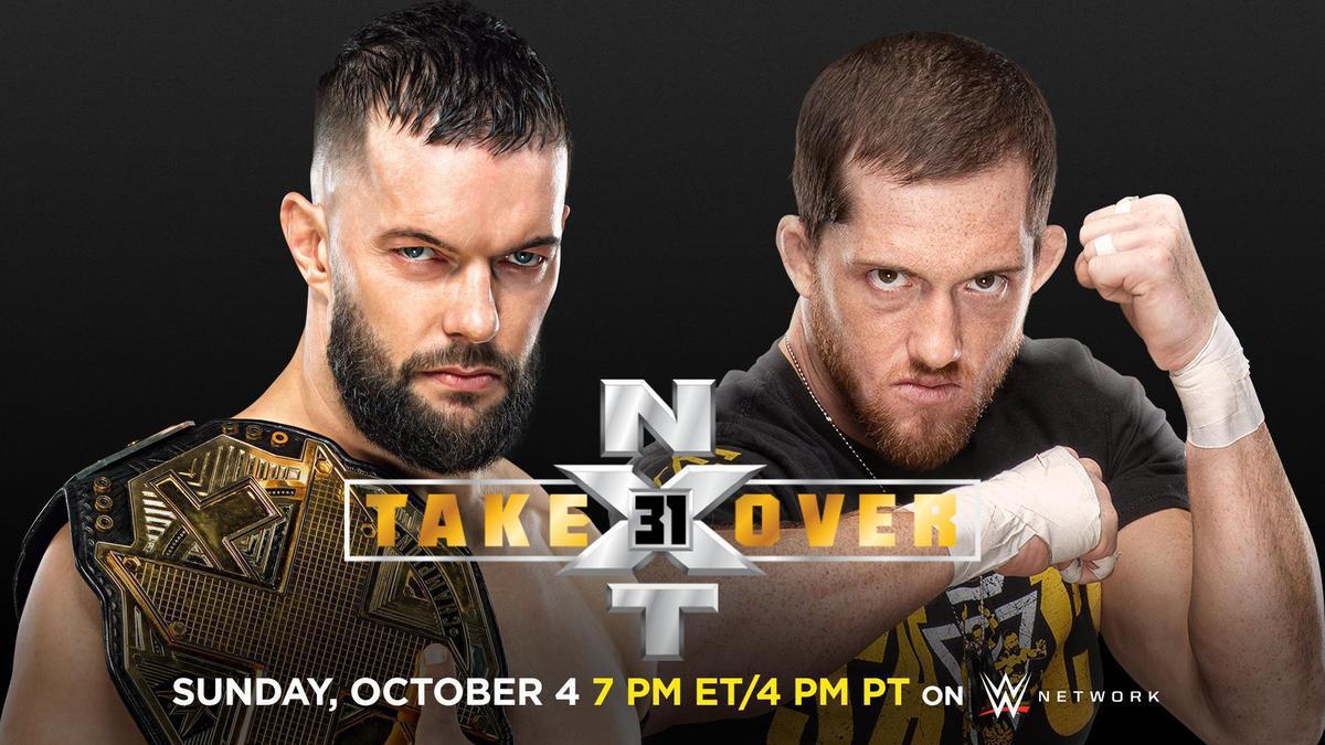 NXT Champion Finn Bálor vs. Kyle O'Reilly | WWE