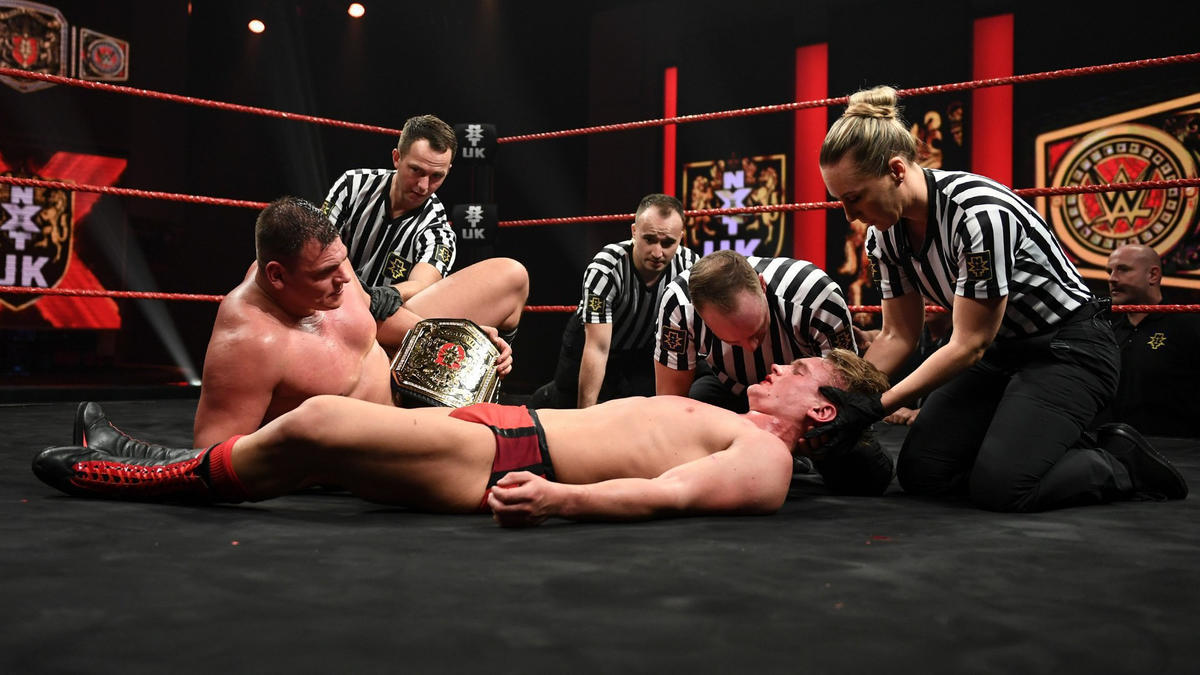 WWE NXT UK results, Oct. 29, 2020: WALTER vs. Ilja Dragunov | WWE