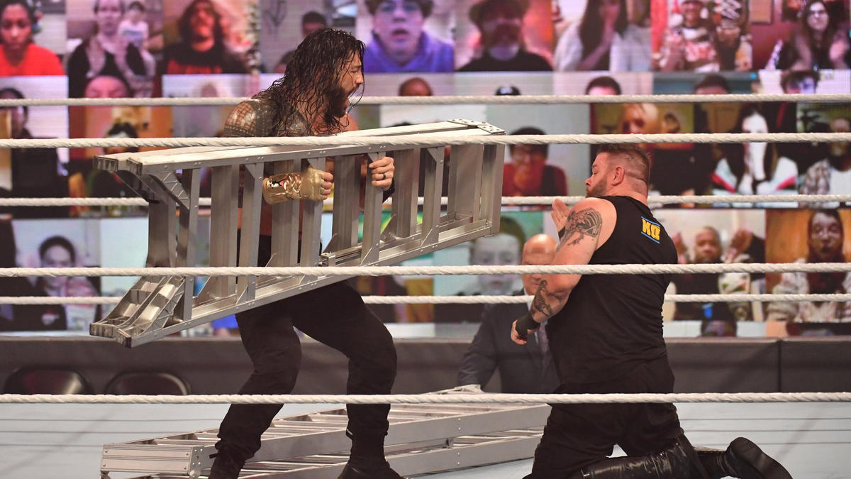 Who Roman Reigns Will Face At WWE Elimination Chamber 2021 1