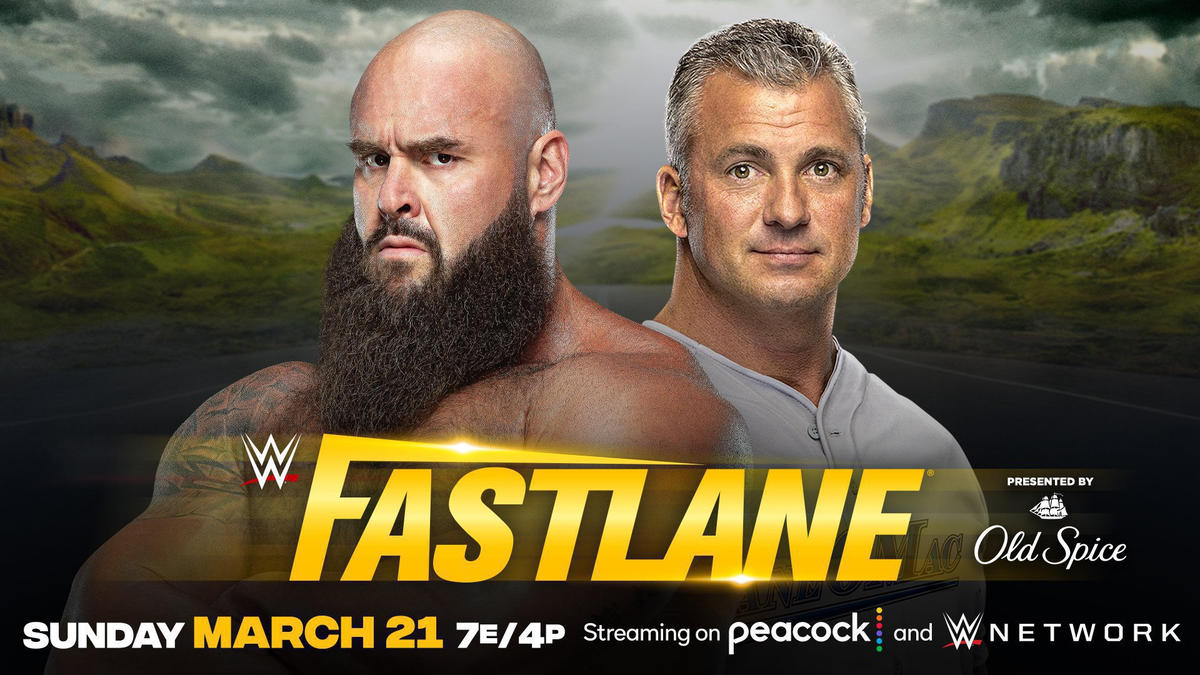 WWE Fastlane 2021: Top Match Scrapped: New Title Match To Be Added 98
