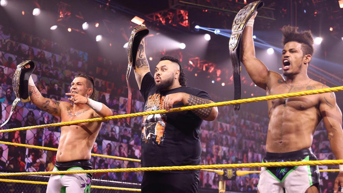WWE NXT: June 1, 2021 | WWE