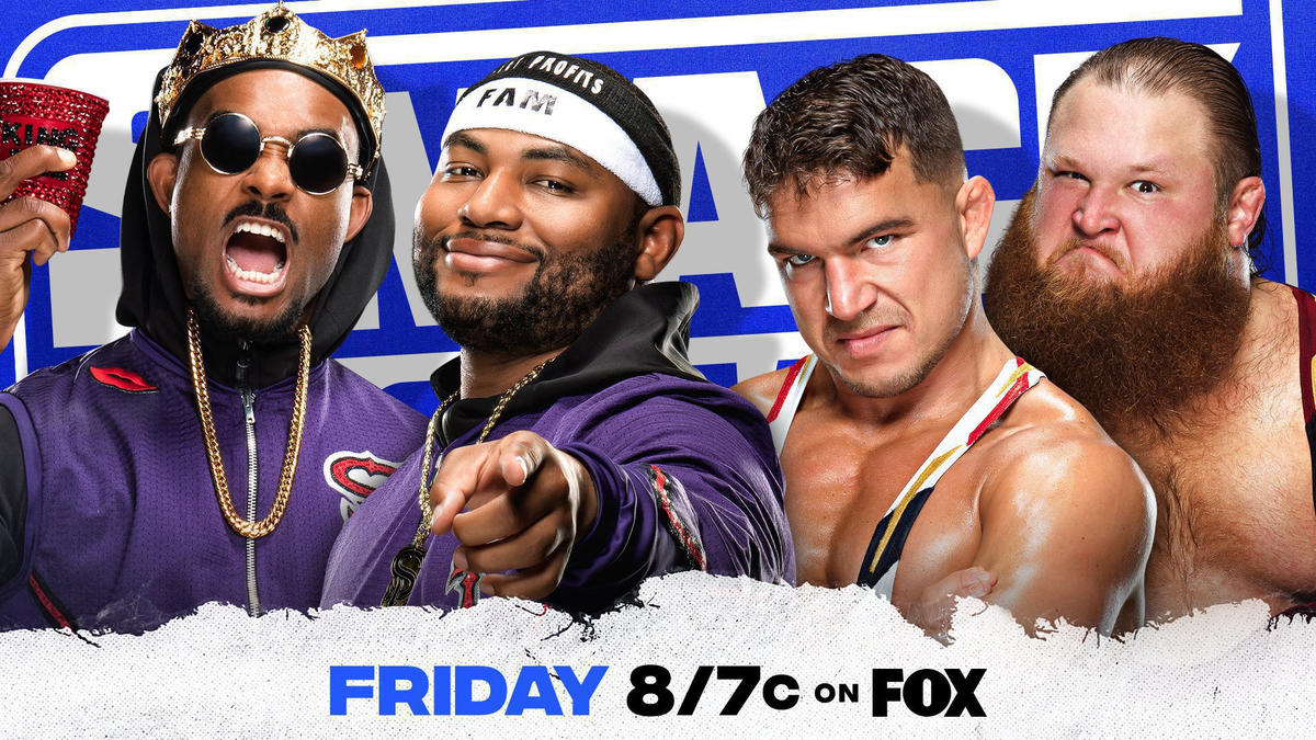 WWE Smackdown Preview (11/06/21): Hell In A Cell Build; Street Profits In Action 90