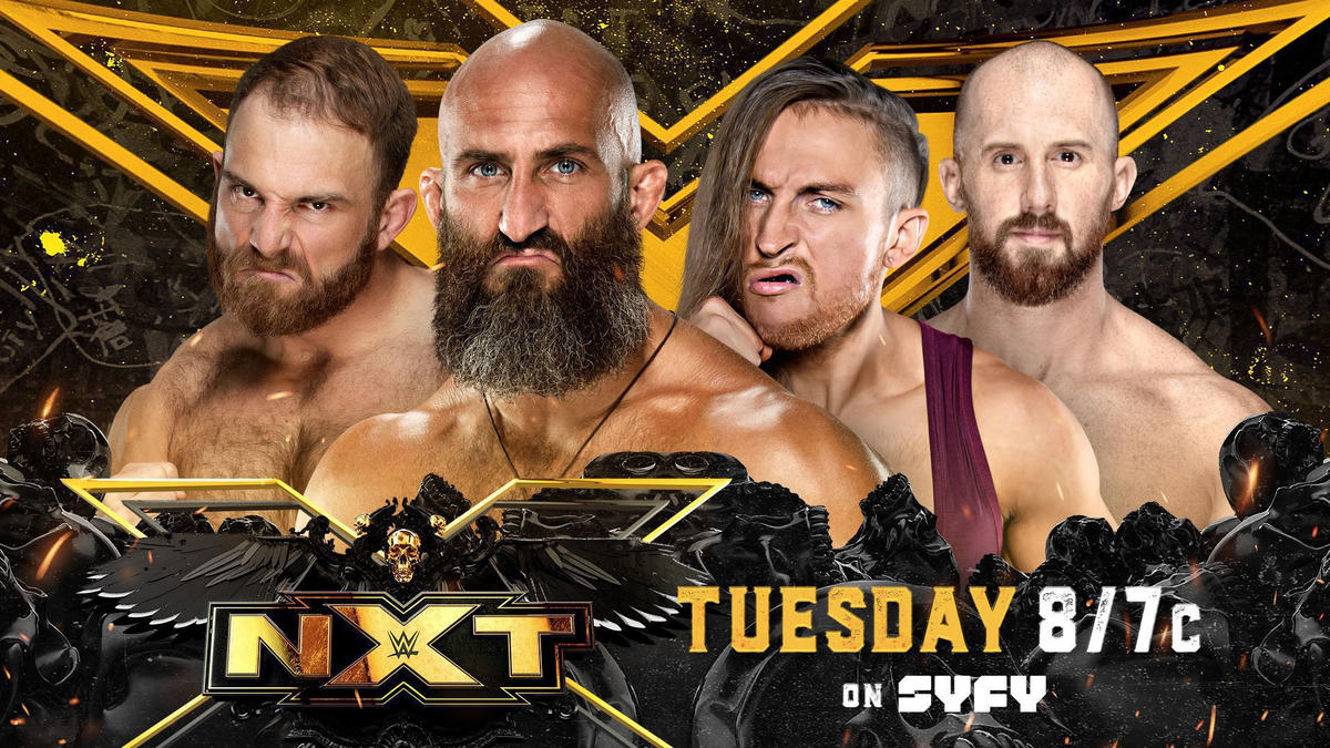 Tommaso Ciampa & Timothy Thatcher set to brawl with Pete Dunne & Oney Lorcan | WWE