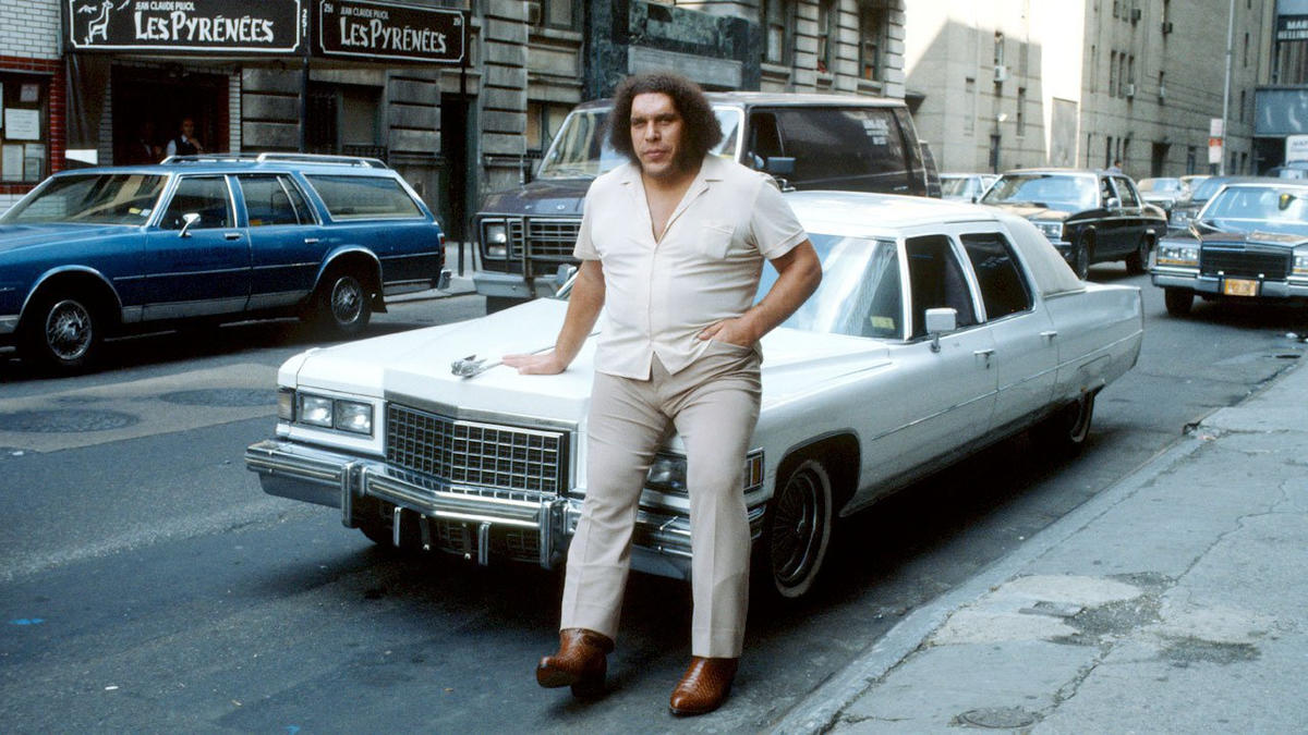 Andre the giant midget