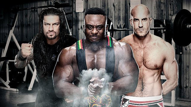 Wwe Superstars Reveal Their Max Bench Press Wwe