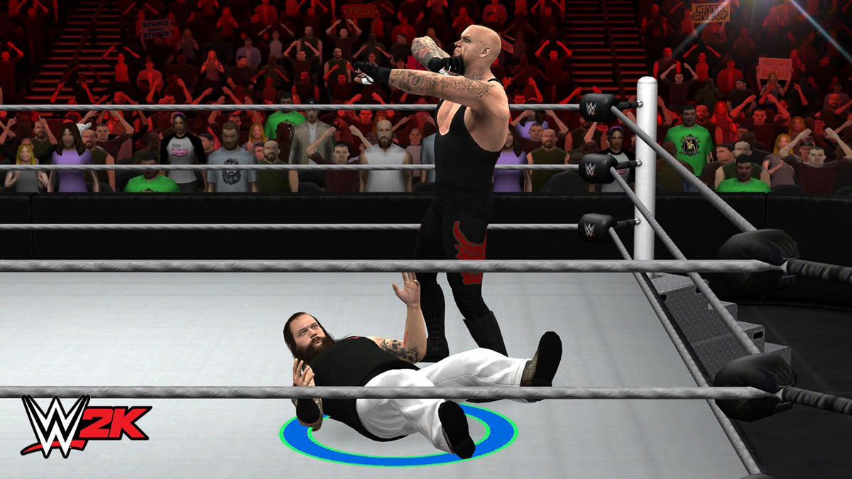 2K announces new WWE 2K mobile game | WWE