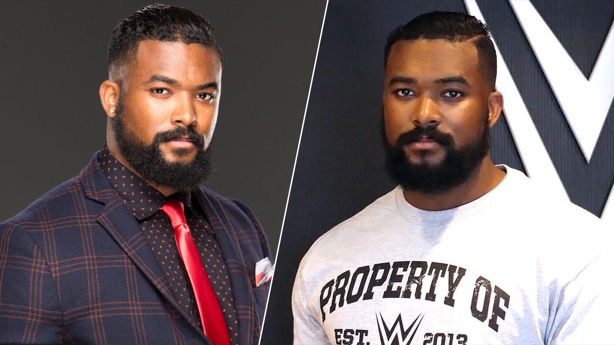 Former Marine Kenneth Crawford ready for action in NXT | WWE