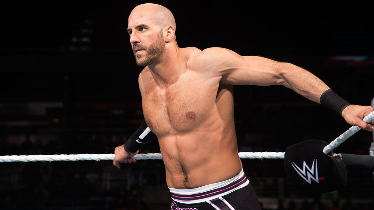 Exclusive Interview: Cesaro On His Shoulder Injury And