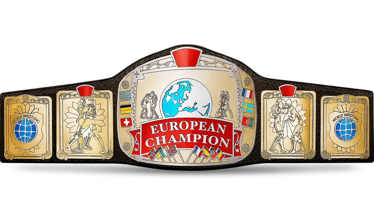 European Championship WWE Announces NEW WWE ...