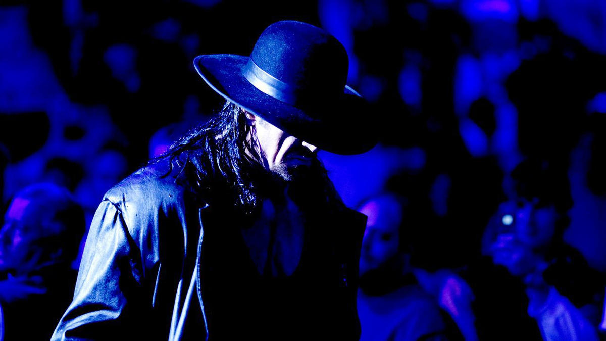 Spoiler On The Undertaker's WWE Hall Of Fame Induction 1