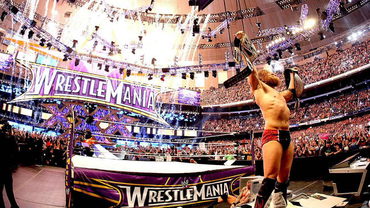Image result for Wrestlemania XXX Daniel Bryan