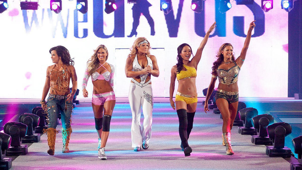 Image result for wrestlemania 26 divas