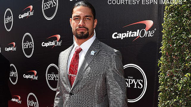 Roman Reigns and The Bellas join celebrities and athletes on the ESPY red carpet: photos