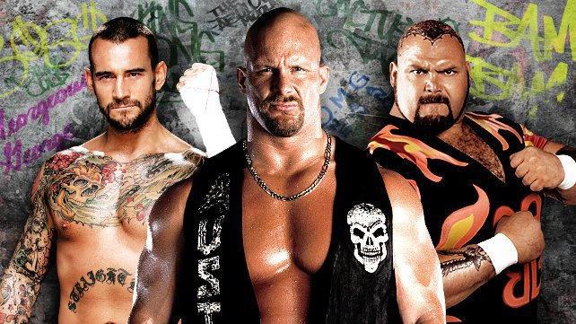World Wrestling Federation Wrestlers