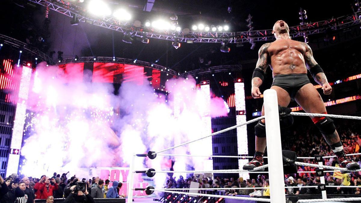 Royal show wwe rumble 2014 full WWE Royal