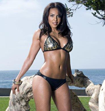 Wwe Layla In Bikini