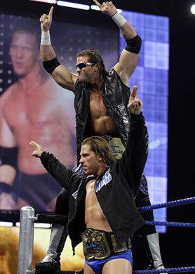 Curt Hawkins And Zack Ryder