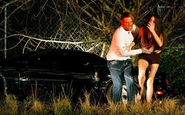 Exclusive Photos Of Jeff Hardys Accident Wwe