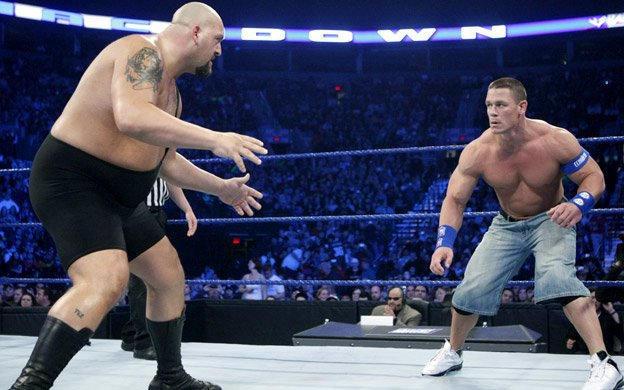 Big Show o tym jak John Cena zmotywował go do zmiany sylwetki