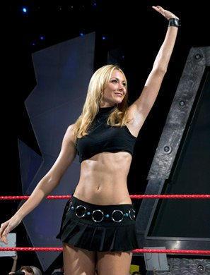 Stacy keibler wrestling remarkable
