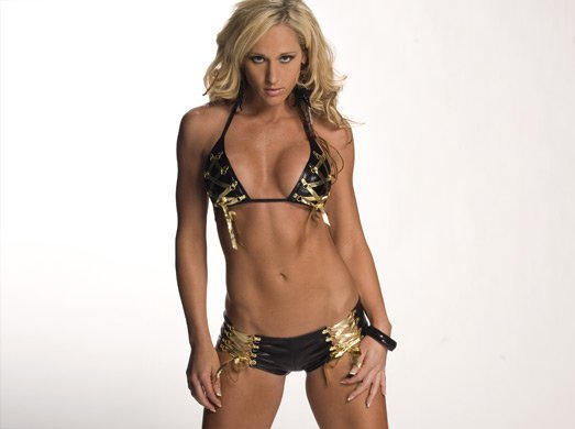 a in wwe bikini michelle mccool