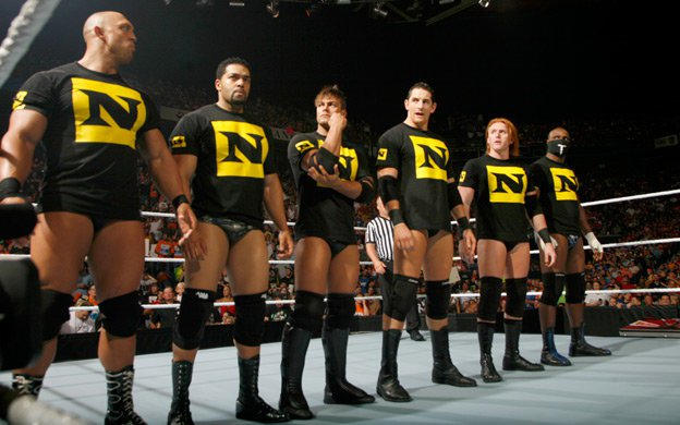Wwe Nexus Vs John Cena Team John Cena vs. T...