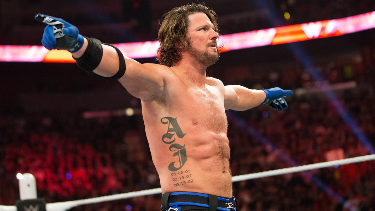 A.J. Styles earned a  million dollar salary, leaving the net worth at 0.5 million in 2017