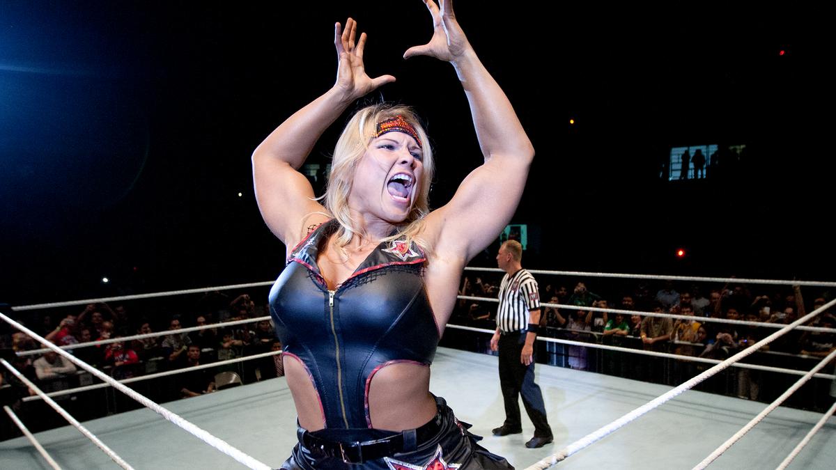 Новая участница Зала Славы WWE 2017?