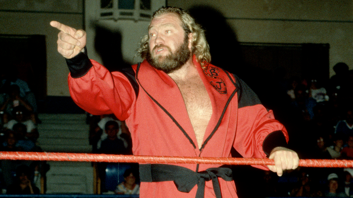 WWE Big John Studd