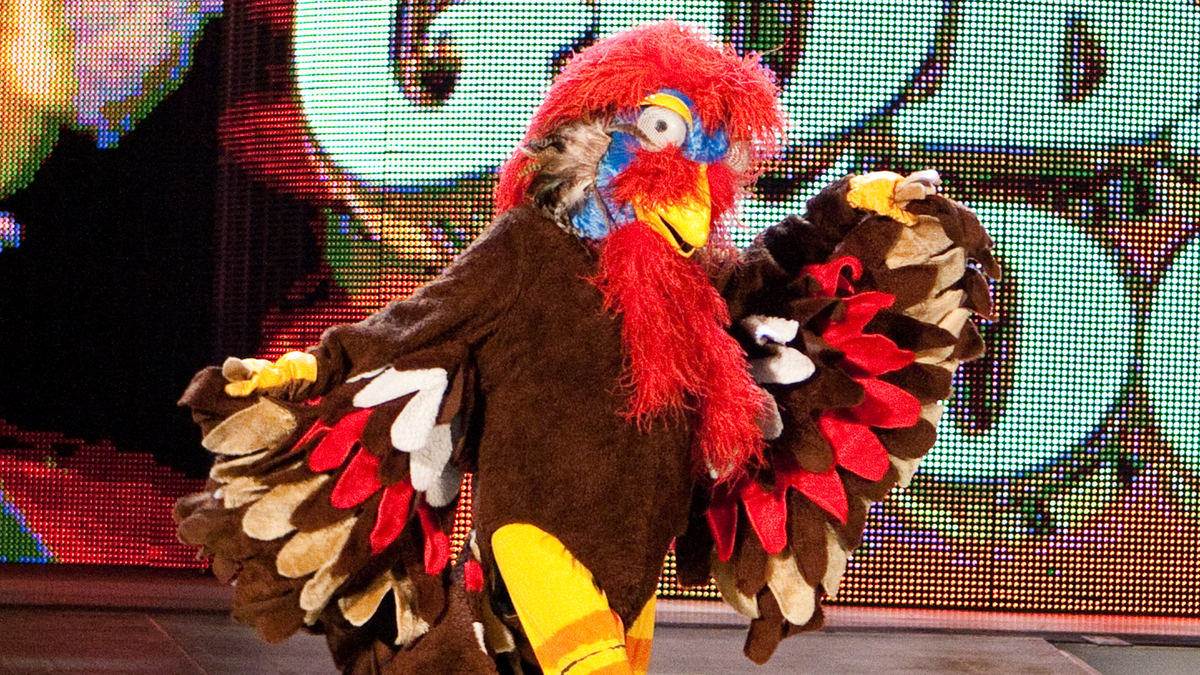 Who Played The Gobbledy Gooker? Backstage Notes From WWE Survivor Series