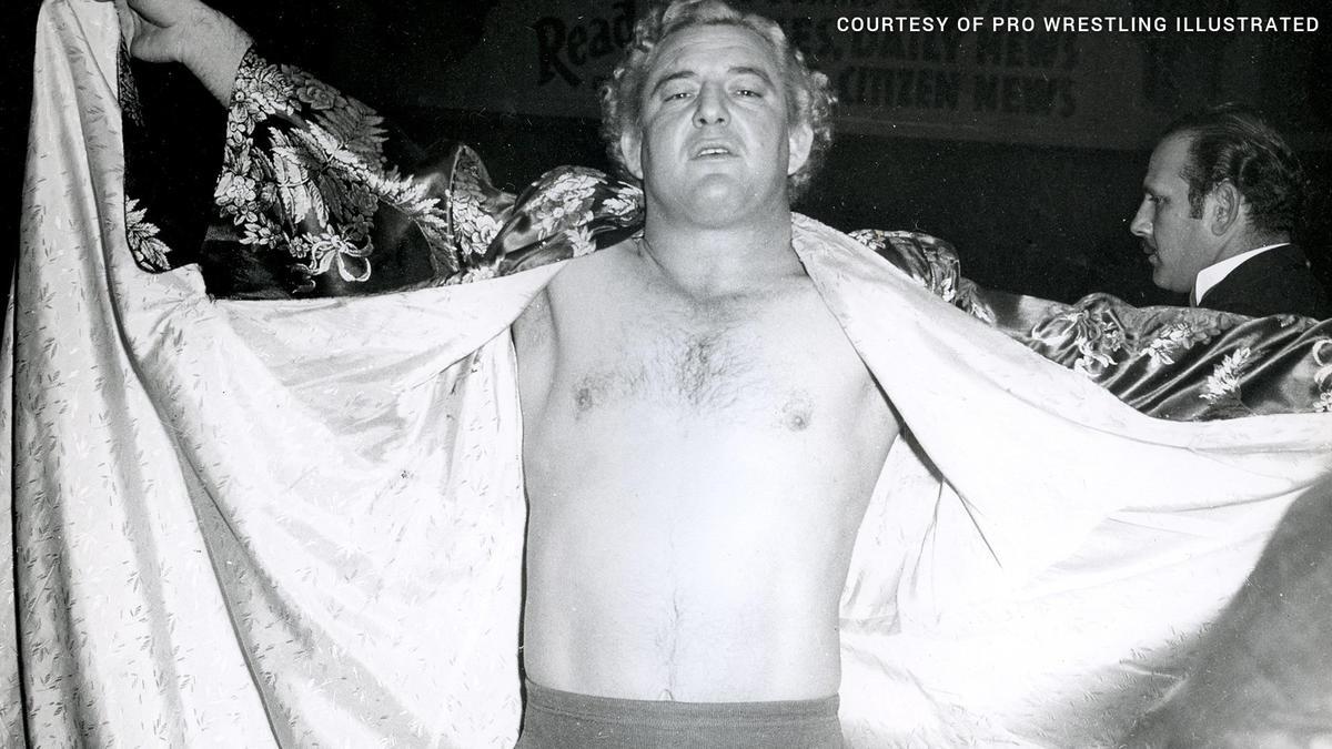 Gorgeous George Nude Photos 66
