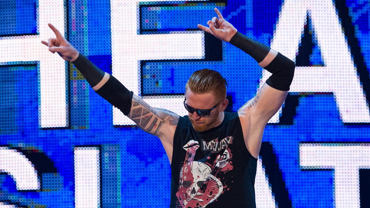 Heath Slater   WWE.com