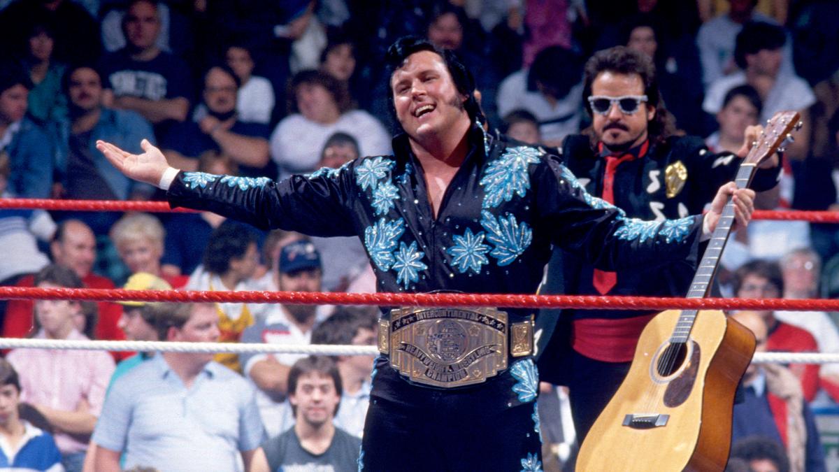 The Honky Tonk Man | WWE