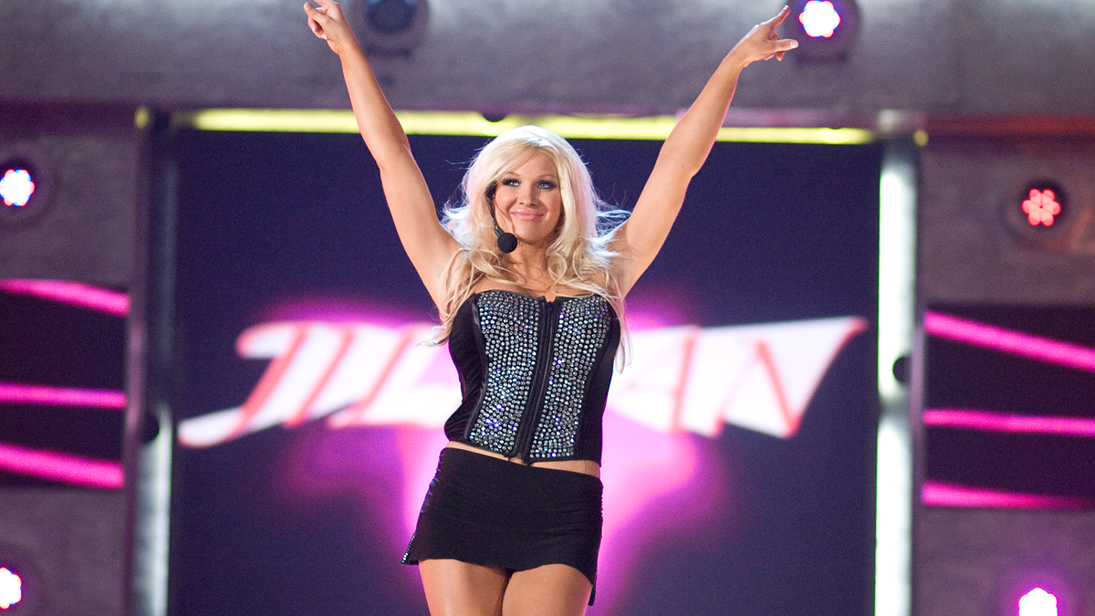 Think, that Wwe jillian hall
