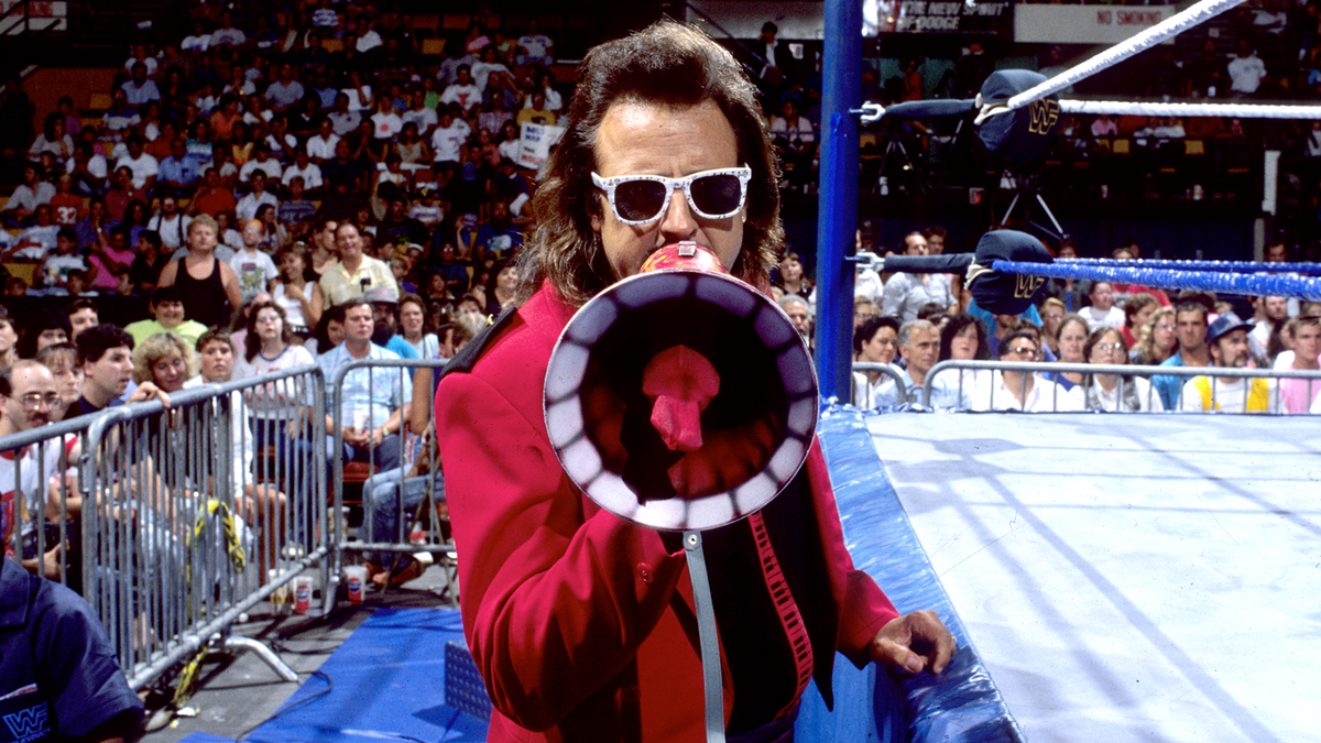 The 78-year old son of father (?) and mother(?) Jimmy Hart in 2021 photo. Jimmy Hart earned a  million dollar salary - leaving the net worth at  million in 2021