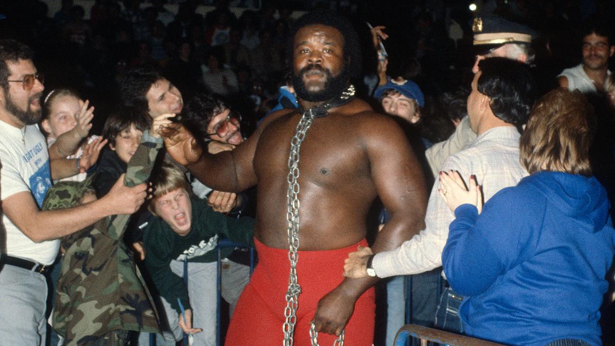 Resultado de imagen para the wrestling classic junkyard dog