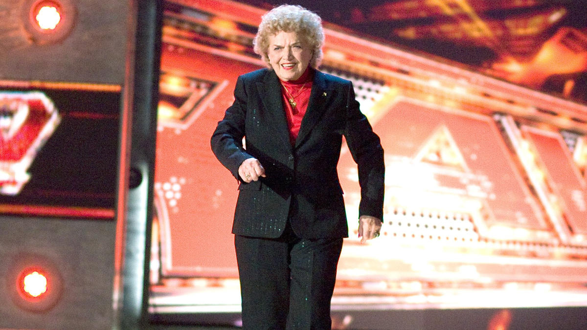 Image result for mae young""