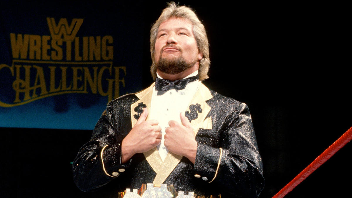 The Million Dollar Man Wwe