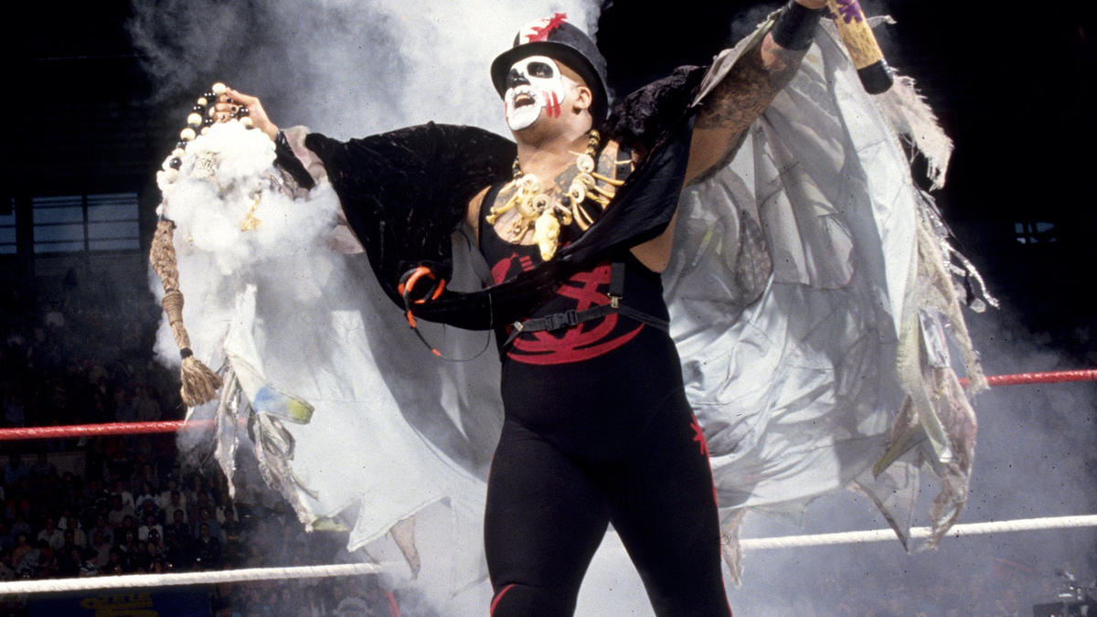 Papa Shango Trends On Twitter After Randy Orton Segment