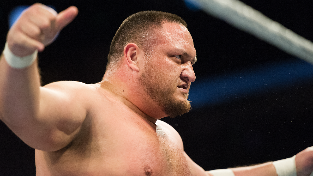 Image result for samoa joe