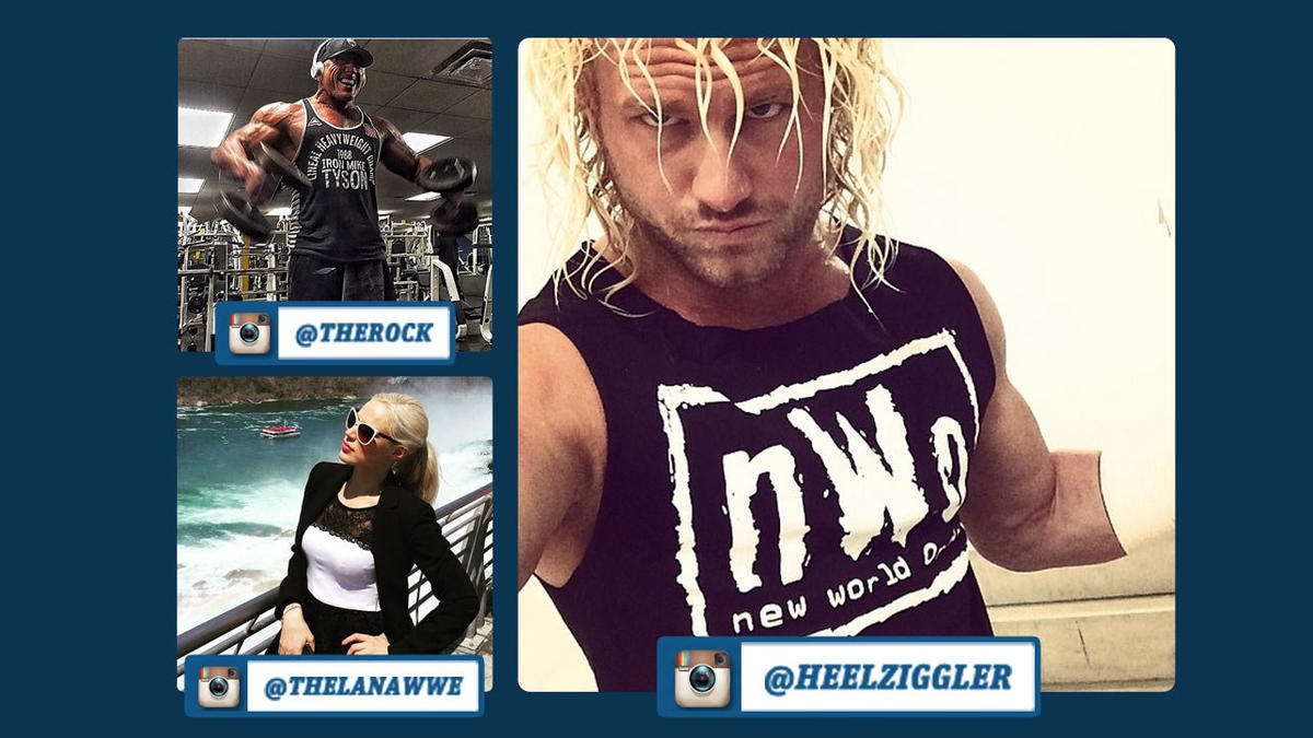 Wwe who is hookup who in real life
